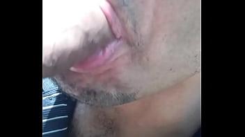Ugly Latino Guy Sucking My Cock At The Park 2