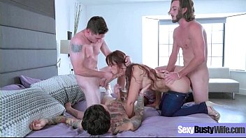Hardcore Sex Action Scene With Big Round Boobs Slut Milf (Syren De Mer) mov-27