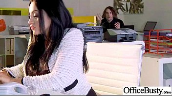 Sex In Office With Huge Round Tits Sluty Girl (audrey bitoni) movie-06
