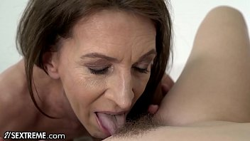 21Sextreme Petite Brunette Seduces Her Grandmother's Best Friend
