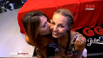 Ani Black Fox and Bibi Play Like Good Cum Sluts - German Goo Girls
