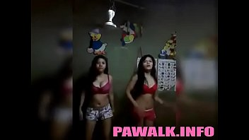 Almost naked teen 2 cute pinay pawalk almost naked sexy dance - www.pawalk.info