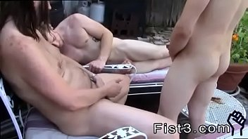Guy on fisting gay Fisting Orgy and Jerk Off