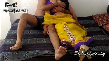 Hot Indian Wife Saree Chudai