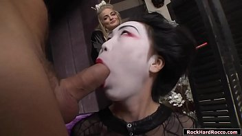 Two Geishas Toyed And Analed By Rocco