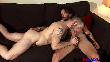 Gay scene uk Handsome uk lad rimmed and doggystyle fucked