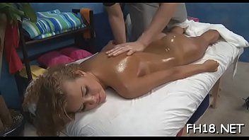 Those 18 year old girls get screwed hard by their massage therapist!