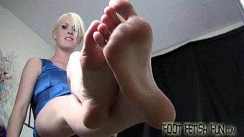 Get rock hard for my feet