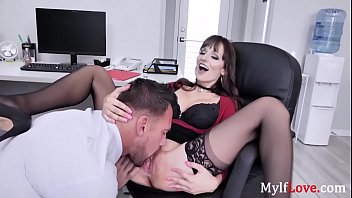 MILF gets her cunt licked & fucked- Lexi Luna