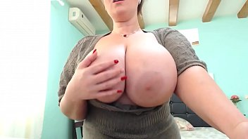 amazing huge boobs on webcam thumbnail