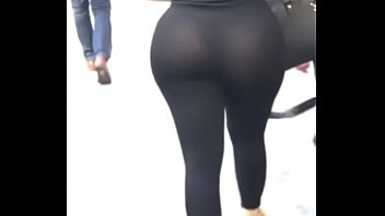 Leggings see thru