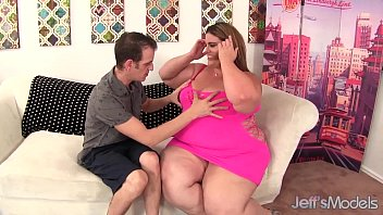 Heavy weight BBW Erin Green riding a fat cock. Thumb