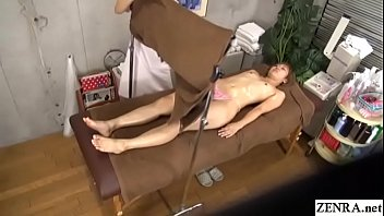 Japanese Massage Clinic Special Lesbian Course Subtitles