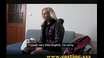 Casting - Barbie doll gets hard anal