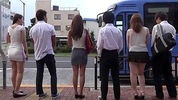 Fucked On The Public Bus, Asian Schoolgirl thumbnail