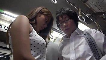 Fucked On The Public Bus, Asian Schoolgirl - 69VClub.Com