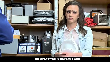 ShopLyfter - Teen Thief (Alex More) Gets Fucked For Her Freedom