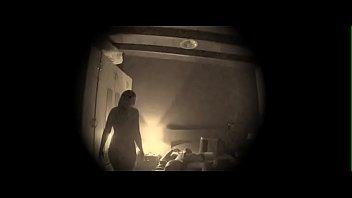 Esposa argentina en cámara oculta