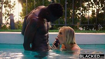 Brook bailey nude Blacked hot blonde secretly fucks her roommates bf