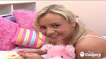 1000 facials bree olson - Bree olson lifts her little skirt takes some dick