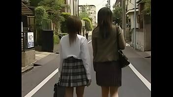 Japanese Love Story    Japanese Mom Seduce Roundass Daughter To Fuck Her Friend