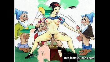 Famous cartoons hard orgy