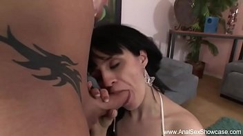 Exotic Girlfriend Tries Hardcore Anal Sex