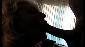 Toni milf Tony sucking black dick