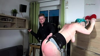 Clip 148SK-A-b Dyke Slapping And Whipping-11:44min, Sale:$12