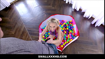 Petite Blonde Teen Stepsister Sky Pierce Orgasms Repeatedly While Getting Family Fucked By Big Dick Stepbrother