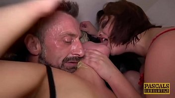 Bdsm love poem - Pascalssubsluts - lucia love shares master cock in bdsm 3way