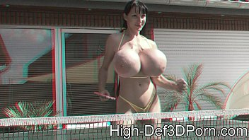 Free 3d boob movies 3d - penelopeblackdiamond - outdoor movie in 3d
