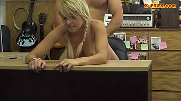 Adorable puppy lover fucked by pawn dude