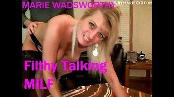 Mature women slutty - Marie wadsworthy live