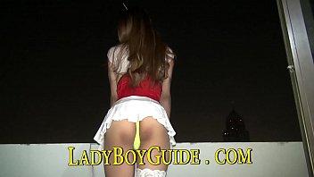 Tokyo Ladyboy In Luxury Condominium