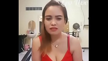 Big breast beauty anchor  live in the dialogue ——go live app Thumb