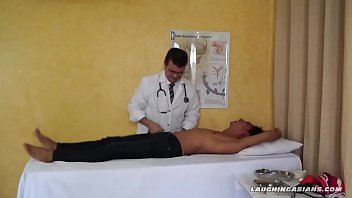 Asian boy medical and tickle fetish