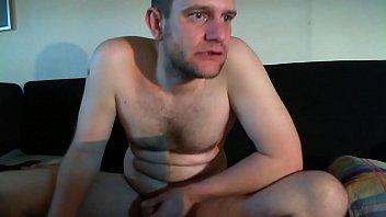 German webcam slave Dennis drunk dirty