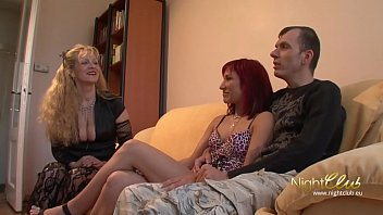 Daddy Bangs His Naughty Step-Daughter Next To Sleeping Mom