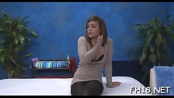 Sexy massage clip