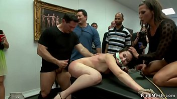 Bdsm gallery mpg - Babe anal fucked in public gallery