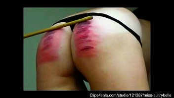 Miss Sultrybelle caning beautiful girls.
