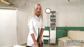 Clinic health health sexual toronto Femdom nurse plays with her patients