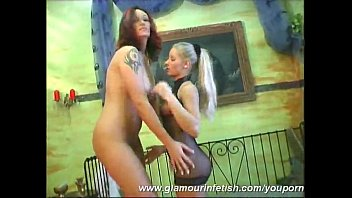 Petit woman worshipping amazon topless