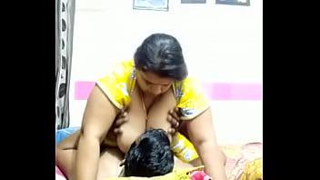 Desi married aunty