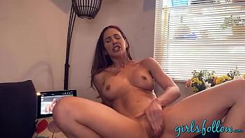 Cherie DeVille hot pussy fingering webcam masturbation