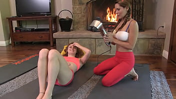 HD Massage Lesbians