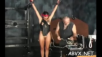 Overwhelming diva is masturbating during the day