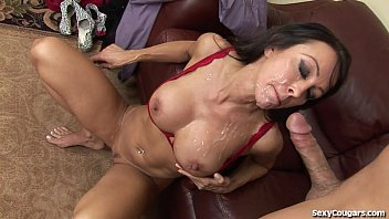 Hot horny milf sexy cougar plump Fit milf agent fucks her client