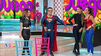 Ingrid, Vanessa y Jenny Nalgotas en DIsfraces Sexys VLA 20nov17